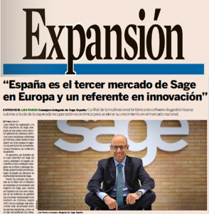 Luis Pardo Sage en Expansión