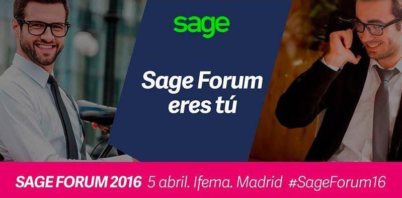 Sage Forum 2016 cliente empleado